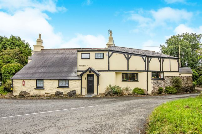 Thumbnail Detached house for sale in Tresorya, Widegates, Looe