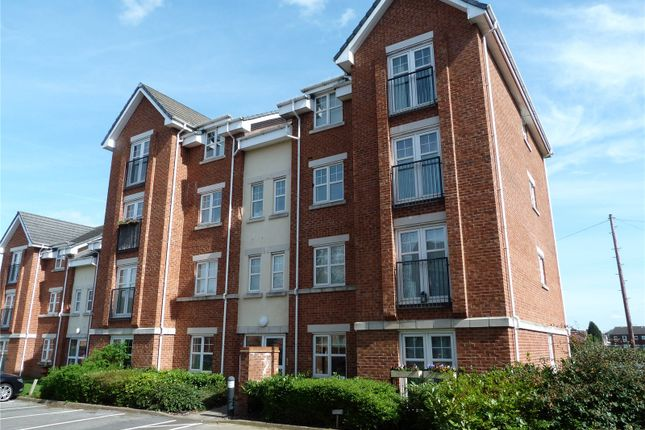 Thumbnail Flat to rent in Dale Way, Crewe