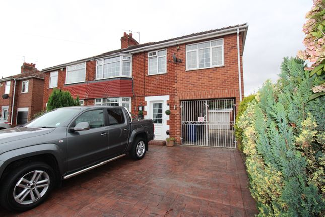 3 bed semi-detached house for sale in Sherwood Avenue, Scawsby, Doncaster DN5