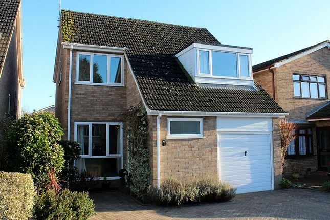 4 bed detached house for sale in Harrison Place, Thame, Oxfordshire