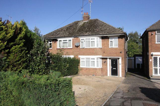 Thumbnail Semi-detached house for sale in Cambridge Drive, Potters Bar