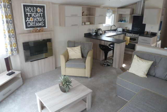 Woodlands Hall Caravan Park - Denbighshire-1