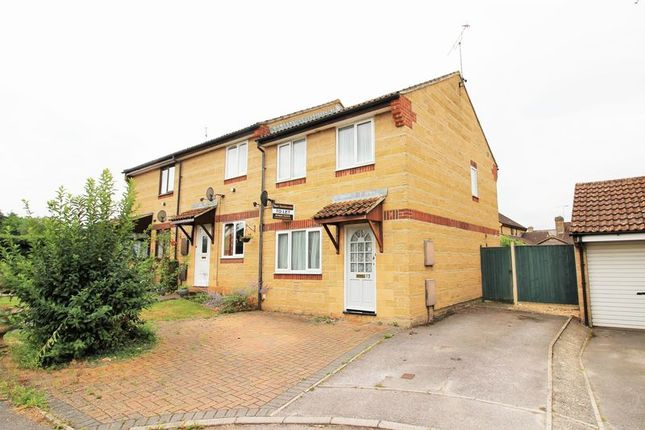 Thumbnail Semi-detached house to rent in Ladymeade, Ilminster