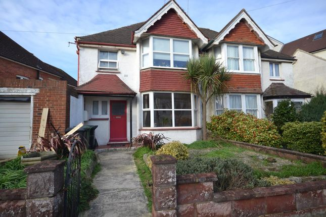 Thumbnail Flat to rent in Woodville Road, Bexhill On Sea