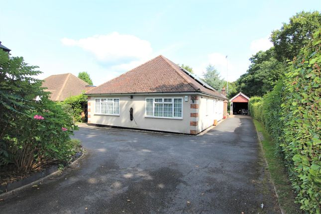 Thumbnail Bungalow for sale in Valebridge Road, Burgess Hill