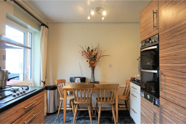 Thumbnail Detached house for sale in Beechmere Rise, Rugeley