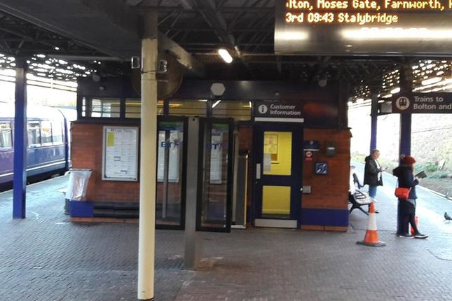 Thumbnail Retail premises to let in Wigan Wallgate Railway Station Wallgate, Wigan, Lancashire