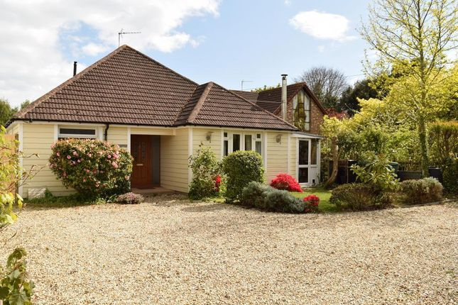Thumbnail Detached house for sale in Swains Road, Bembridge, Isle Of Wight