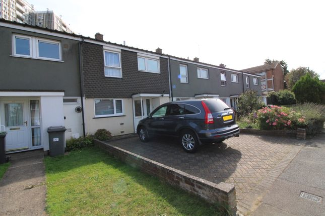 3 bed terraced house for sale in Hockwell Ring, Luton LU4