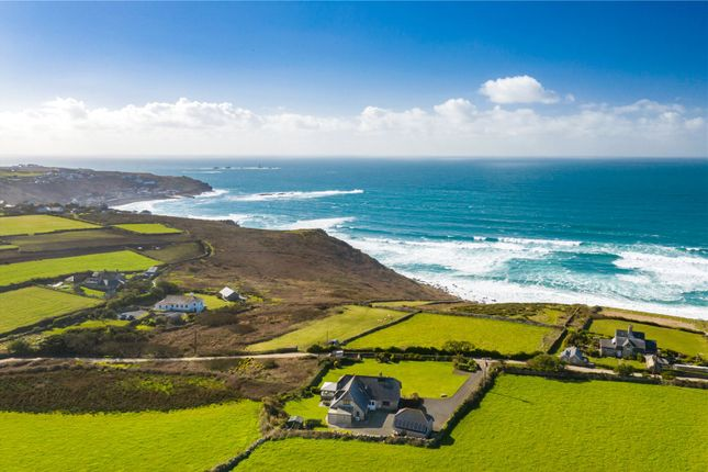 Thumbnail Detached house for sale in Escalls Cliff, Sennen, Penzance, Cornwall