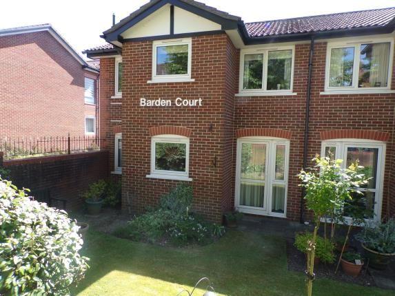 Front of Barden Court, St. Lukes Avenue, Maidstone, Kent ME14