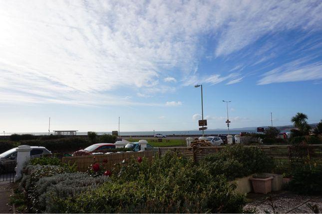 Local Area of 18 Alexandra Terrace, Exmouth EX8