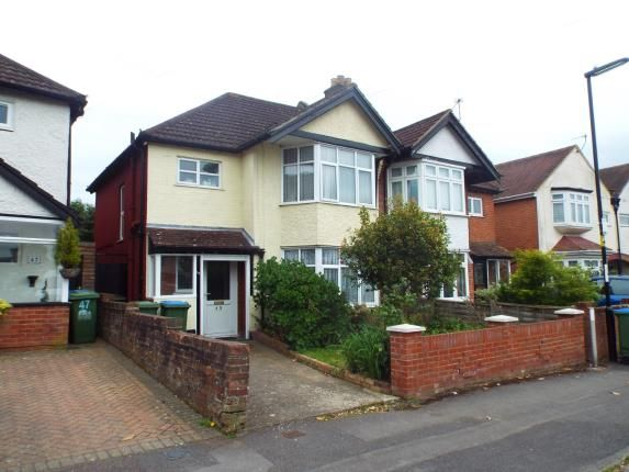 Thumbnail Semi-detached house for sale in Lumsden Avenue, Shirley, Southampton