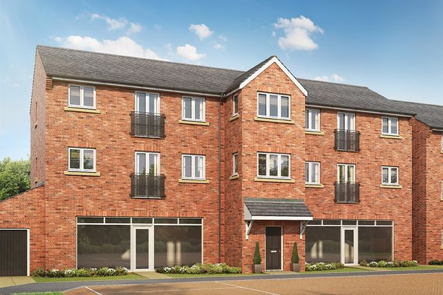 """Flat for sale in """"The Aycliffe"""" at Staynor Link, Selby"""