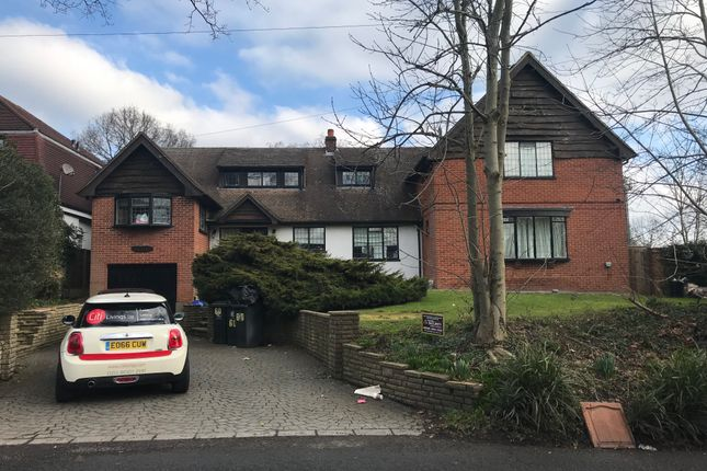 Thumbnail Detached house to rent in Traps Hill, Loughton