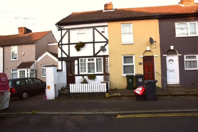 Thumbnail Terraced house for sale in Dartford Road, Dartford