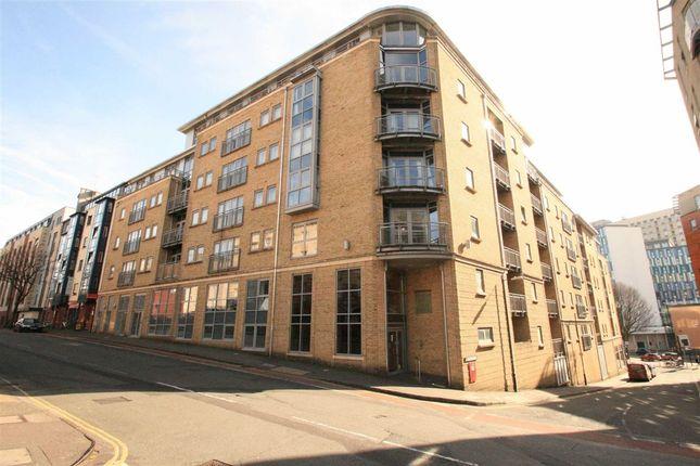 Thumbnail Flat for sale in Montague Street, City Centre, Bristol
