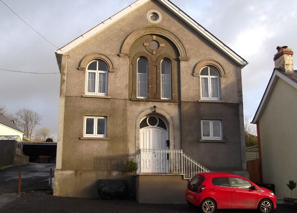 Thumbnail Flat to rent in Pencader, Carmarthenshire, West Wales