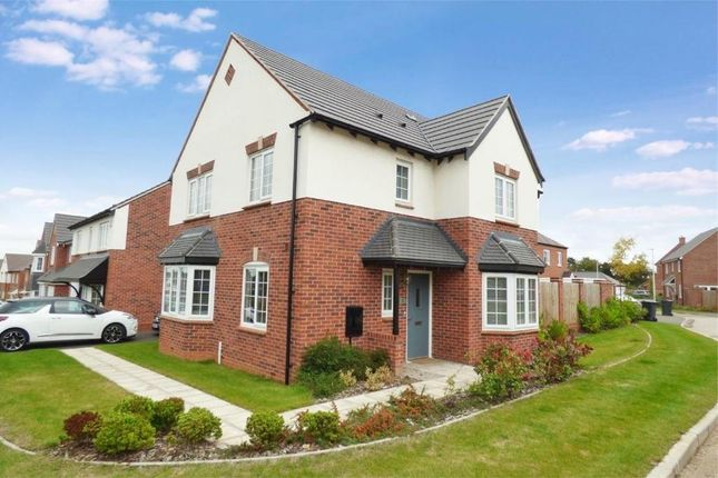 Thumbnail Detached house for sale in Haweswater Grove, Nuneaton