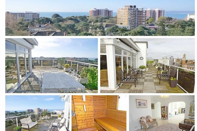 Thumbnail Flat for sale in Penthouse, Bournemouth, Dorset