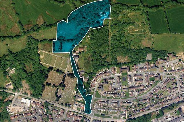 Thumbnail Land for sale in Trane Farm, Trane Lane, Tonyrefail, Wales