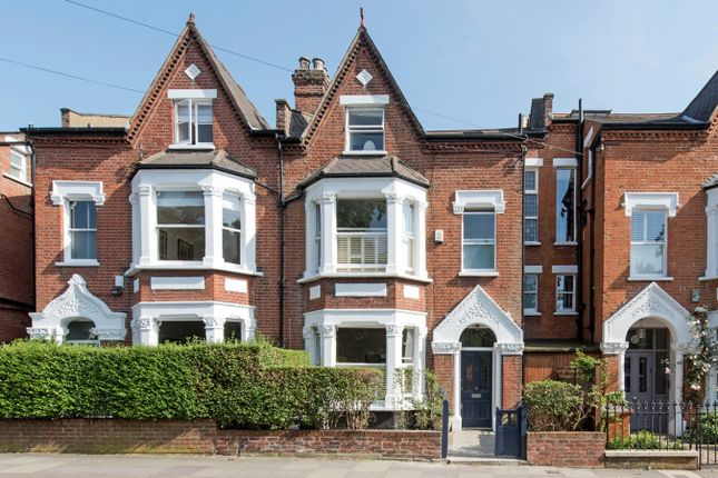 Thumbnail Terraced house for sale in Nightingale Square, London, London