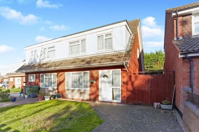 Thumbnail Semi-detached house for sale in Willoughby Avenue, Croydon, Surrey, .