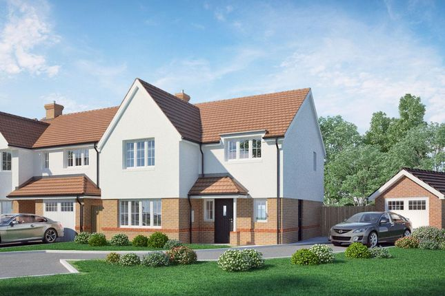 Thumbnail Detached house for sale in Horam, Heathfield