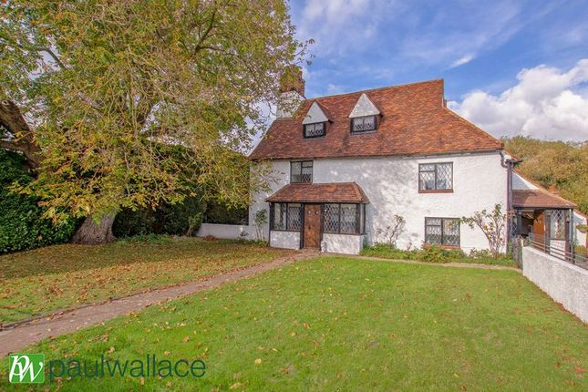 Thumbnail Property for sale in Nazeing Road, Nazeing, Waltham Abbey