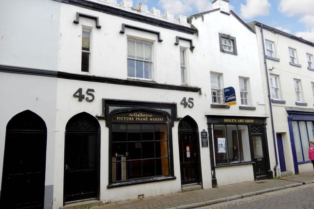 Thumbnail Commercial property for sale in 45 Roper Street, Whitehaven, Cumbria