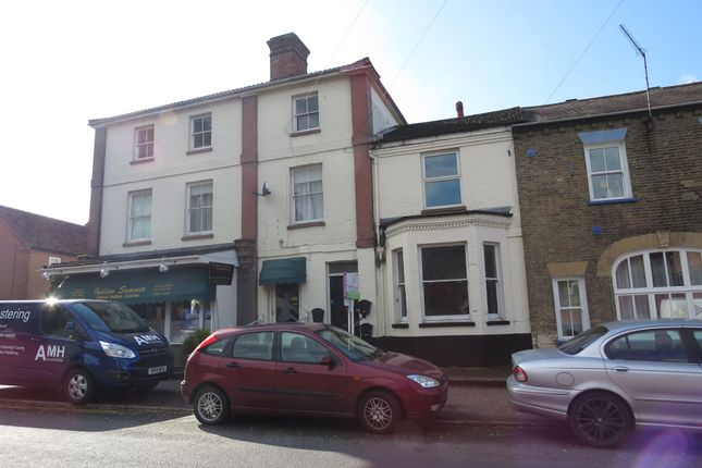 Thumbnail Flat for sale in Station Street, Swaffham