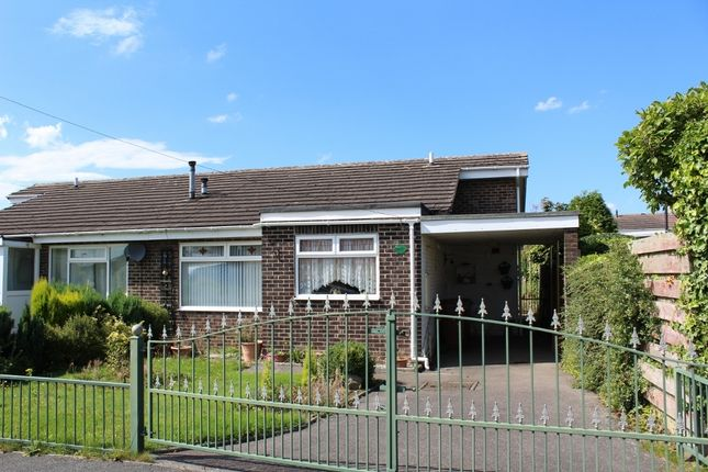 Thumbnail Semi-detached bungalow for sale in Apple Tree Close, Pontefract