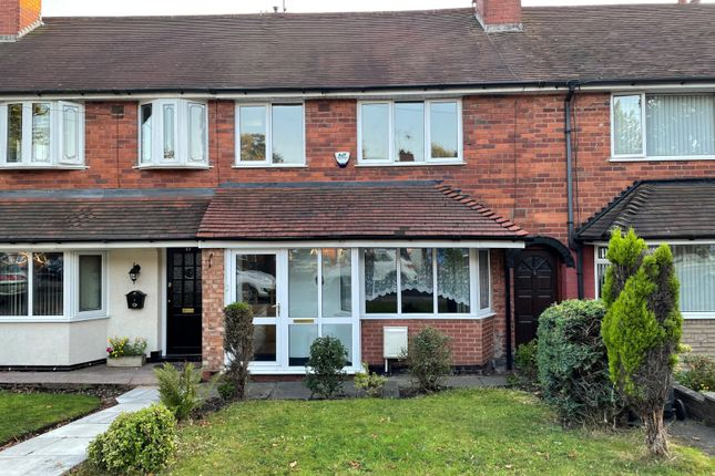 Thumbnail Terraced house to rent in Grindleford Road, Great Barr, Birmingham