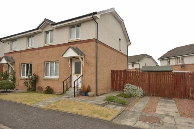 Thumbnail Semi-detached house for sale in Brockburn Place, Glasgow