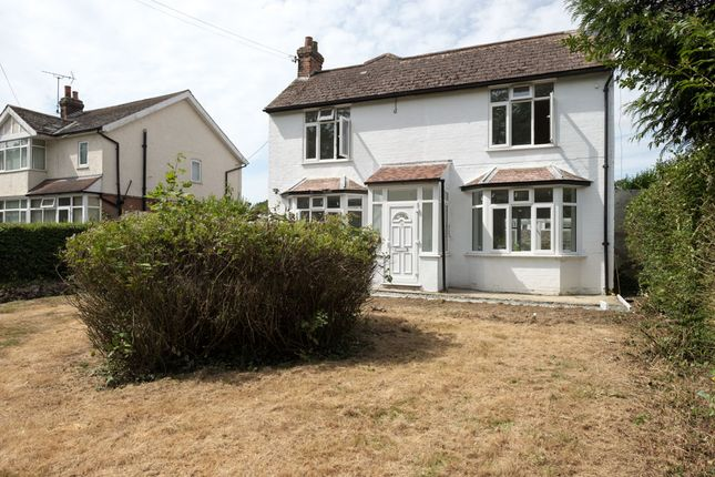 Thumbnail Detached house for sale in Barrow Hill, Sellindge, Kent