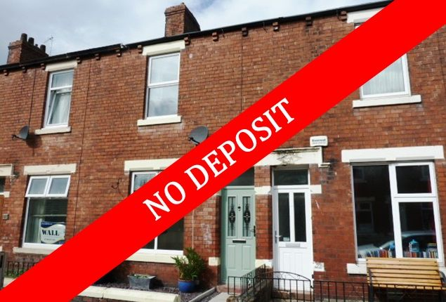 Thumbnail Terraced house to rent in Grace Street, Carlisle
