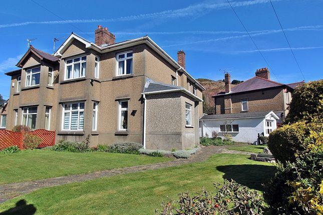 Thumbnail Semi-detached house for sale in Danygraig Drive, Talbot Green, Pontyclun, Rhondda, Cynon, Taff.