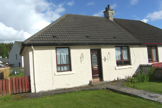 Thumbnail Bungalow for sale in Lynstock Crescent, Nethybridge