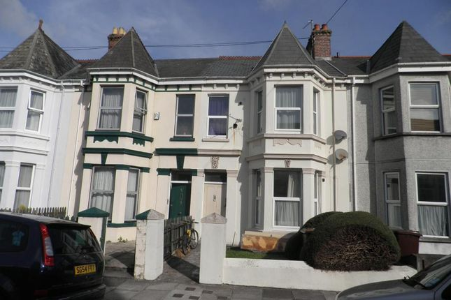 Thumbnail Flat for sale in Gifford Terrace Road, Hyde Park, Plymouth