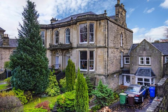 Thumbnail Flat for sale in Park Terrace, Stirling, Stirlingshire