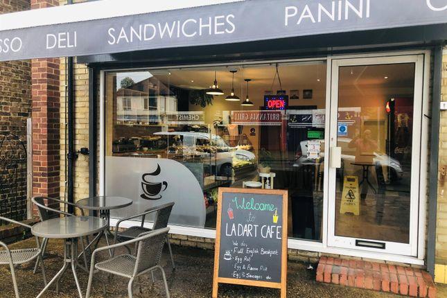Thumbnail Restaurant/cafe for sale in Dartford Road, Dartford