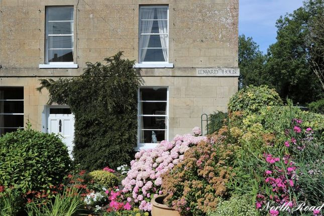 Thumbnail Town house for sale in North Road, Combe Down, Bath