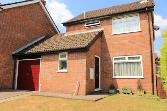 Thumbnail Detached house for sale in Launcelot Crescent, Thornhill, Cardiff