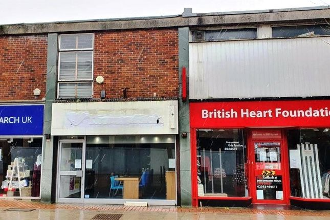 Thumbnail Retail premises to let in West Street, Havant