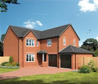 Thumbnail Detached house for sale in Sandy Lane, Cottam, Preston