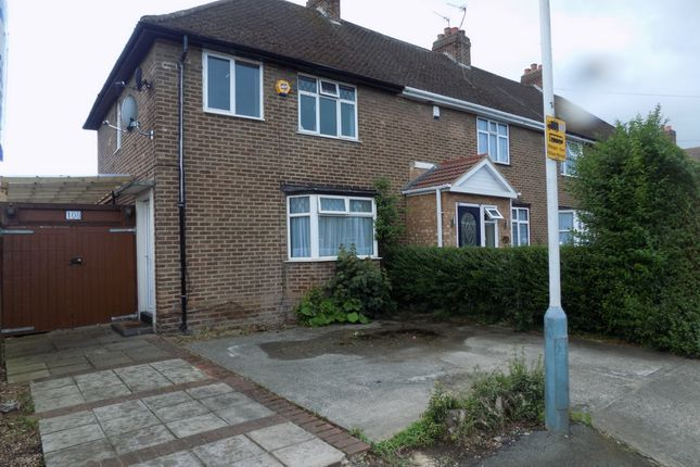 Thumbnail Semi-detached house for sale in Birchway, Hayes