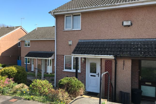 Thumbnail Terraced house to rent in Lamorna Park, Torpoint