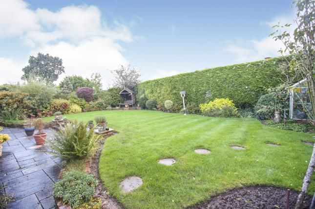 Garden of Marchbank Drive, Cheadle, Greater Manchester SK8