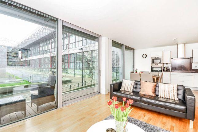 Thumbnail Flat to rent in Northstand Apartments, Highbury Stadium Square, Highbury