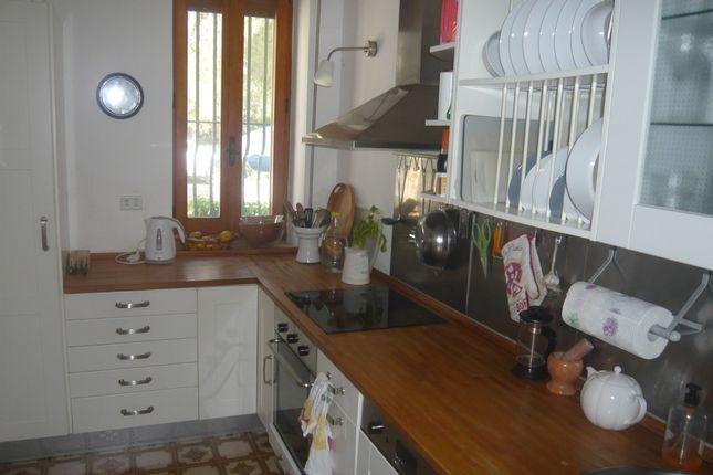 Kitchen of Casa Ruthe, Ceglie Messapica, Puglia, Italy